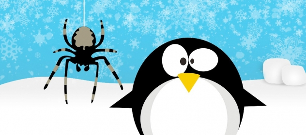 Search Engine Optimization: Spiders and Penguins